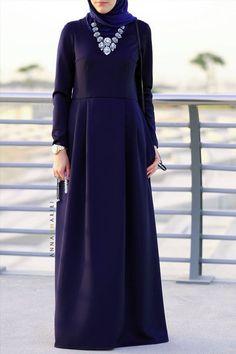 Beautiful dress from Annah Hariri
