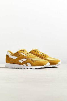 dabe1a60bb0e0a Reebok Classic Nylon Sneaker Urban Outfitters