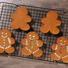 Looking for something to do on a rainy day? Bake up a batch of these cutouts using people and animal cookie cutters and let the kids decorate them.