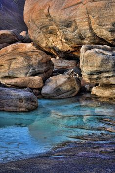 Rock Pool...