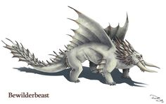 Bewilderbeast King Dragon