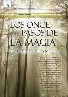 Artículo en Athanor: Los 11 Pasos de La Magia