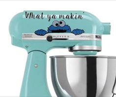 kitchenaid mixer decals - Google Search