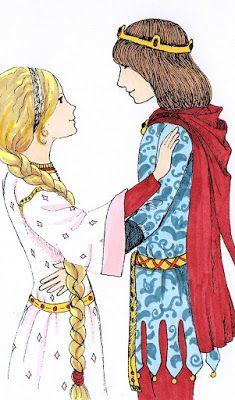 Coisas de criança!: Rapunzel - Um conto de fadas dos Irmãos Grimm.