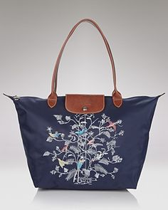 Longchamp Le pliage the last awesome limited edition