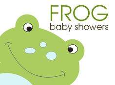 Frog Baby Showers