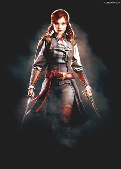 As an independent young noblewoman, Elise is determined to secure her place in the Templar dynasty amidst the chaos of the French Revolution. #ac #unity