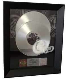 Chicago Platinum award