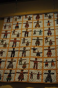 tennessee state museum~quilt hand in hand
