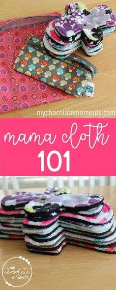 getting started with mama cloth