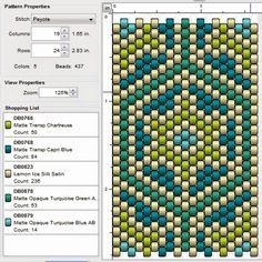 imaginesque free beading patterns