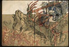 sketchbook - Philipp Banken