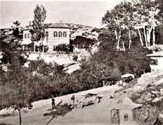 1922 Çankaya köşkü