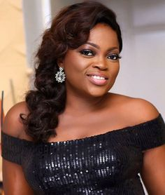 Funke Akindele Is Angry At Air France And This Is The Reason