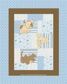fleece fabric baby - fleece prints panels - cotton flannel fabric - : Tymber Creek Fabrics