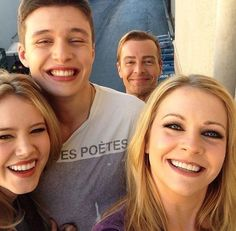 MY FAVOURITE CAST EVER OMG