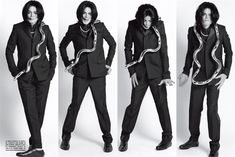 Michael Jackson is on the October 2007 cover of L'UOMO Vogue magazine, as photographed by Bruce Weber. Description from thedreamcontinues-emj777.blogspot.com. I searched for this on bing.com/images