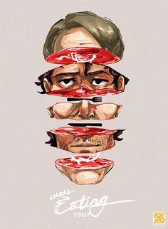 Fucking Hannibal! | salternates: inspired by Sachin Teng