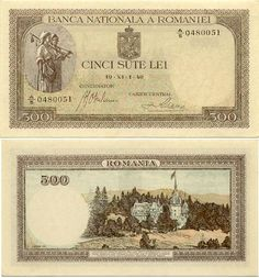 Romania Things To Know, Old Things, Money Paper, World Coins, Rich People, Bucharest, How To Get Rich, Character Art, Dan