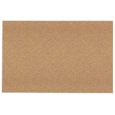 Unframed Premium Natural Cork Boards  4 ft x 4 ft $75