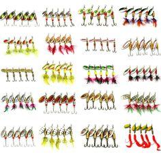 5.42$  Watch here - http://alime7.shopchina.info/go.php?t=32678041206 - HENGJIA 10pcs Mixed size Metal Sequin Spinnerbait Fishing Lure Spoon Bait Fishing Tackle 20 kinds pesca peche japan lure fishing  #buyonline
