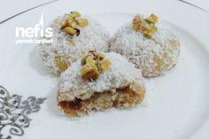 Elmalı Islak Kurabiye - Nefis Yemek Tarifleri - Nurcan'ca Tatlar
