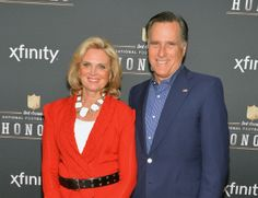 Ann Romney Ann Romney and former Governor of Massachusetts Mitt Romney attend the 3rd Annual NFL Honors at Radio City Music Hall on February...