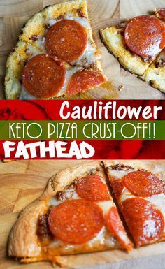 Two keto pizza juggernauts square off, only 1 can be a winner!