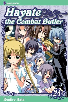Hayate The Combat Butler Season 2 Watch Online. The Yakuza is after Hayate due to his irresponsible parents' huge gambling debt. He runs into an heiress who falls for him and hires him to be her butler/bodyguard. Gunslinger Girl, Season 2 Episode 1, Episode 3, Manga Covers, Butler, Novels, Drama, Cinema, Hilarious