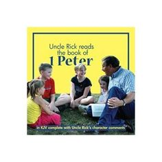 Uncle Rick Reads the Book of I Peter $9