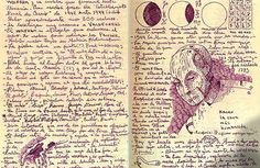Guillermo del Toro's sketchbooks