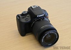 Canon launches EOS Rebel SL1, the worlds smallest and lightest DSLR (hands-on)