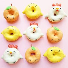 Happy Chinese New Year! Celebrating with these donuts  Which one would you choose? ❤