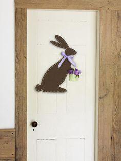 Chocolate-Bunny Look-Alike