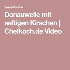 Donauwelle mit saftigen Kirschen | Chefkoch.de Video