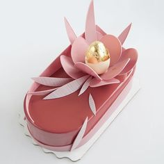 Gourmet Desserts, Fancy Desserts, Fancy Cakes, Mini Cakes, Plated Desserts, Beautiful Desserts, Beautiful Cakes, Amazing Cakes, Mirror Glaze Cake