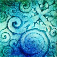 """6"""" Spiral"""