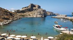 Been there :) Holidays to #Lindos #Rhodes