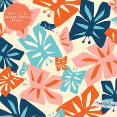 AIMEE_BRENDER  | 100daysofpattern | Make it in Design | http://makeitindesign.com/100daysofpattern