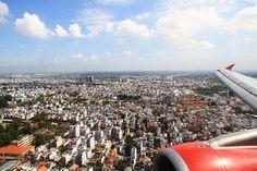 Photos – Le monde à travers un hublot d'avion