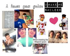"""""""I love You grier"""" by haley-espinosa on Polyvore"""