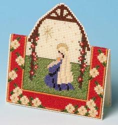 The Nutmeg Company Nativity Card 3D Cross Stitch Kit by The Nutmeg Company, http://www.amazon.com/dp/B00DC1QBVG/ref=cm_sw_r_pi_dp_IVCnsb1EEP4FF