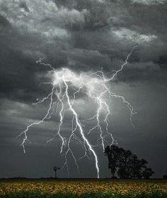 Lightning storm. by socorro