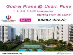 Exclusive Lifestyle at Godrej Prana Undri Pune