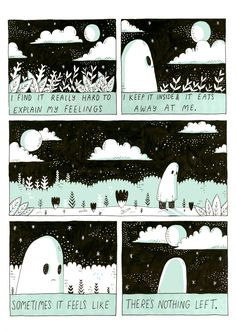 Self care is so important ghosties x From Thought's From a Sad Ghost New Store//facebook//instagram//twitter