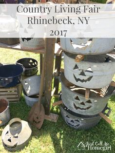 Country Living Fair Rhinebeck NY - 2017 - Just Call Me Homegirl Country Living Fair, Repurposed Items, Outdoor Halloween, Halloween Decorations, Fall Decor, Flea Markets, Funky Junk, Crafty, Fall Diy