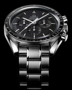 Watch Snob on Legacy Watches (pic:Omega Speedmaster Professional)