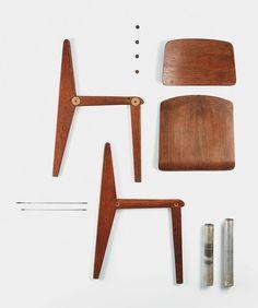 a passion for jean prouve at pinacoteca giovanni e marella agnelli - designboom | architecture & design magazine