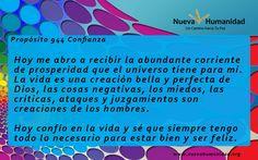 Propósito 944 Confianza