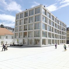 Hotel Domplatz / Hohensinn Architektur